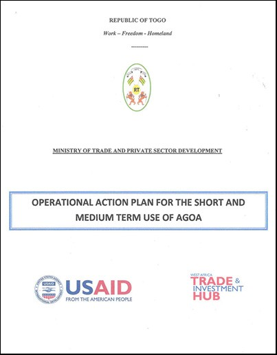 Togo - AGOA Strategy