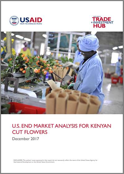 US end-market analysis for Kenyan cut flowers