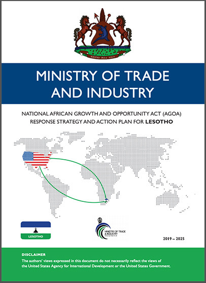 Lesotho - UPDATED National AGOA Strategy