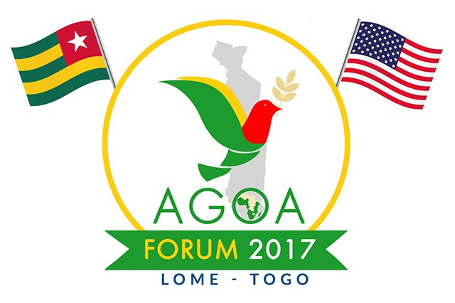 16th AGOA Forum AUGUST 7-10, 2017 in Lomé, Togo