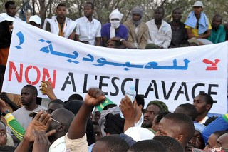 Labour group warns that Mauritania's 'total failure on slavery should rule out trade benefits'