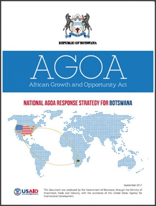 Botswana - National AGOA Strategy