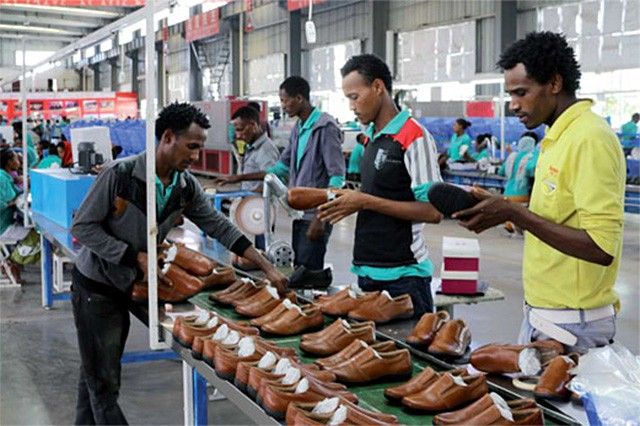 Ethiopian footwear on the rise (includes latest data)