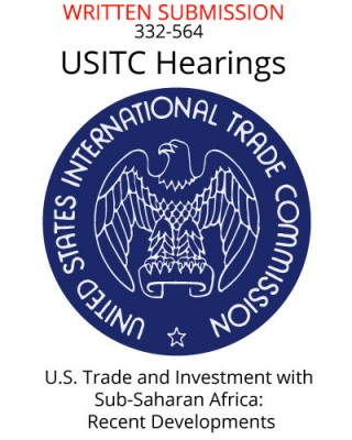 USITC 06 February post-hearing submission - South Africa Department of Trade and Industry
