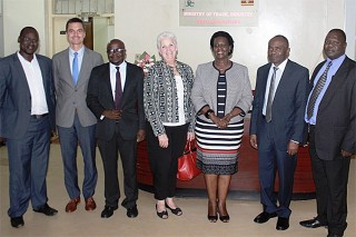 US Ambassador cautions Uganda on transparency in investment procedures