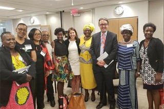 Nigeria-American Chamber working with stakeholders to promote AGOA