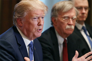 'Bolton rolls out Trump's Africa policy to grim reception, but I'm reserving judgment'