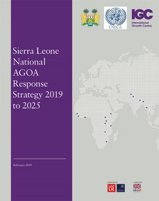 Sierra Leone - National AGOA Strategy
