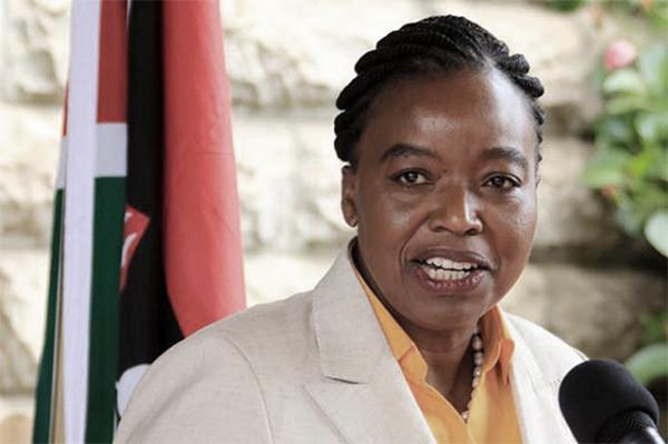 Kenya seeks to forge close security ties with US
