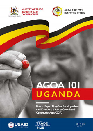 AGOA 101 - Uganda Guide