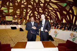 Joint statement between the US and the African Union concerning the development of the AfCFTA