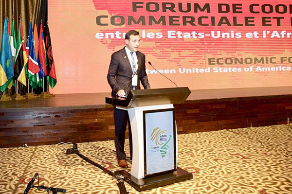Remarks of Ambassador C.J. Mahoney at the 2019 AGOA Forum in Abidjan, Côte d'Ivoire