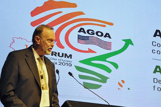 AGOA closing remarks by the US Assistant Secretary for African Affairs Nagy
