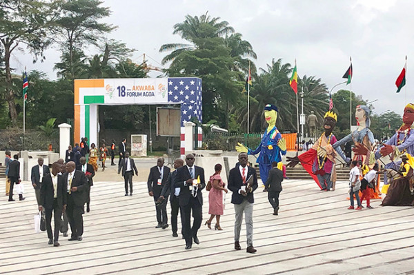 Africa wants one trade deal with the US, the US wants many