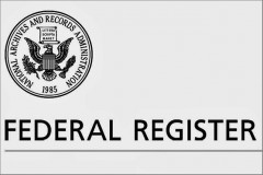 Federal Register - South Africa GSP Review dates