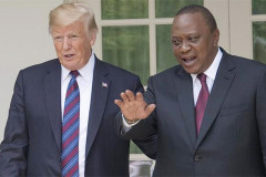 US chooses Kenya for bilateral trade deal