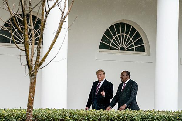 Former US negotiator: US-Kenya deal could spur regional value chains