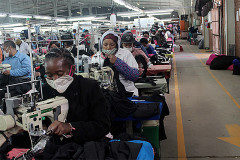 US sets lower annual apparel import cap under AGOA