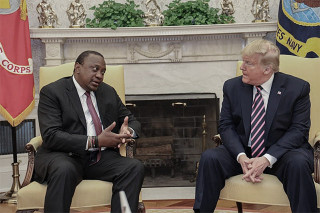 'Proposed trade between Kenya and US might bring more harm'
