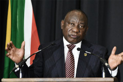 SA president to meet with US Chamber of Commerce over investment