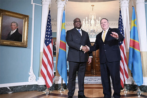 The Democratic Republic of Congo once again to benefit from the US AGOA