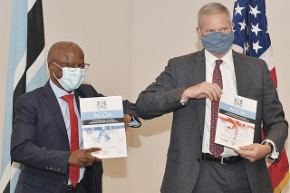 US and Botswana MITI launch revised AGOA Utilization Strategy to improve economic growth in Botswana