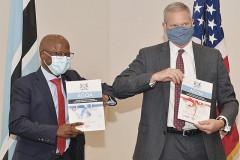US and Botswana MITI launch revised AGOA Utilization Strategy to improve economic growth in Botswana