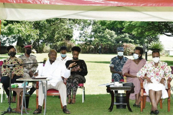 Uganda's Museveni to investors: Exploit Africa's untapped investment potential