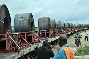 Uganda to export steel under AGOA