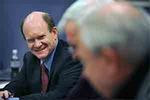Senators Coons, Isakson praise Senate's reauthorization of key provision of Africa trade law
