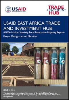 AGOA market specialty food enterprises mapping report- Kenya, Madagascar and Mauritius