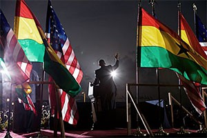 Cooperating, not competing, in Africa: a case for Transatlantic rapprochement