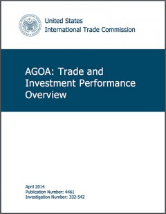 AGOA: Trade and Investment Performance Overview